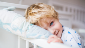 putting your kids to bed early